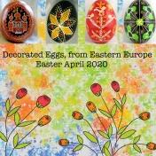 Pysanky Eggs Easter 2020
