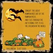 The Great Pumpkin in 2020
