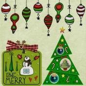 Hello December Xmas Bingo
