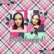 Birthday Girl- Jiovanna!
