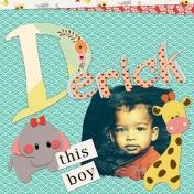 Baby Derick