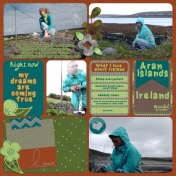 Aran islands, Ireland- day 1