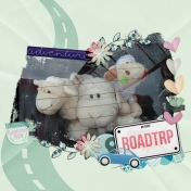 Road Trip- Traveling Sheep