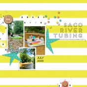 Saco River Tubing