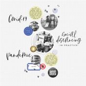 April 2020 Template | Sahin Designs