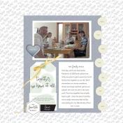 Family Time | Sahin Designs