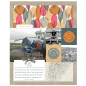 Notes from the Road Collection | Sahin Designs