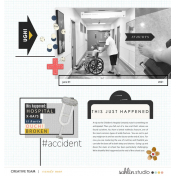 July 2021 Template Freebie | Sahlin Studio