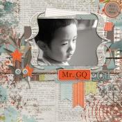 Mr. GQ