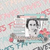May 2017 Faves