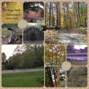Adventures at Heritage Park