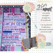 Manifesto Manifest in my Planner