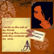 Canvas Poetry