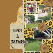 Life's A Safari