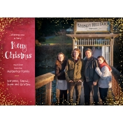 Aufderhar Family Christmas Card- Front