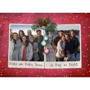 Aufderhar Family Christmas Card- Back