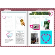 Pages In My Digital Scrapbook Journal ♥ 2
