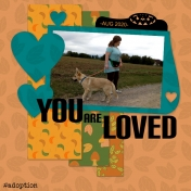 You are loved #adoption
