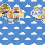 Best Friends- Pooh