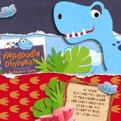 Flapdoodle Dinosaur