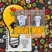 Bright Mind at Work