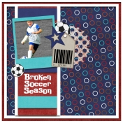 Broken Soccer Season