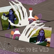 Bone to be Spooky