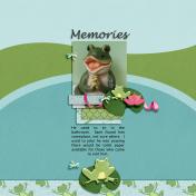 Memories - Frog