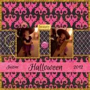 2012-Justine Halloween