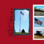 Fort Macon 1