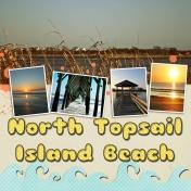 Topsail Island Beach