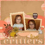 I Love Critters