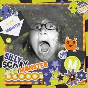 Silly Scary Little Monster