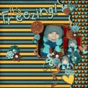 It's Freezing!
