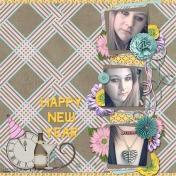 NYE 2013- HAPPY NEW YEAR