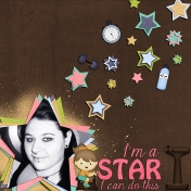 I'm A Star, I Can Do This