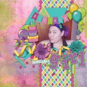 Birthday Girl, Celebrate!