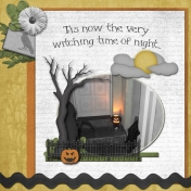 Witching Time (2013 layout)