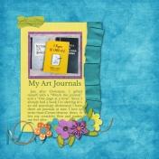 My art journals