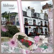 Melrose Scotland