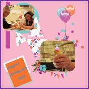Monty's 2nd Birthday