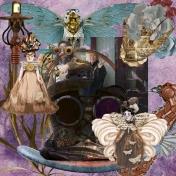 Birdgirl Steampunk Story