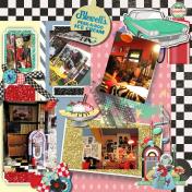 Memory Lane Diner