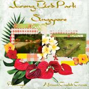 Jurong Bird Park, Singapore.