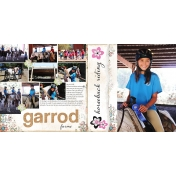Garrod Farms Horseback Riding- AL