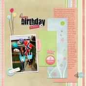 Happy Birthday- MK