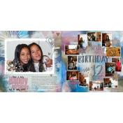 Happy Birthday- Birthday #12- MK