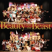 Beauty and the Beast Cast- MK