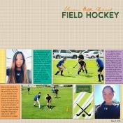 UMS Field Hockey- AL