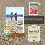 Sand Sun Sea